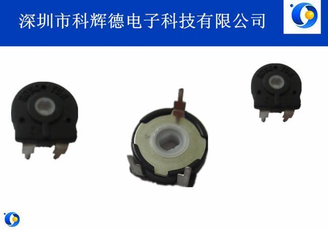 PT10电位器KHD品牌内六角孔型电位器可调电阻